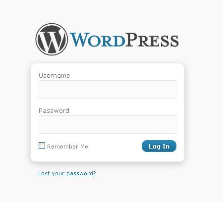 Mengganti WordPress Login Logo Tanpa Plugin   Murdani Eko